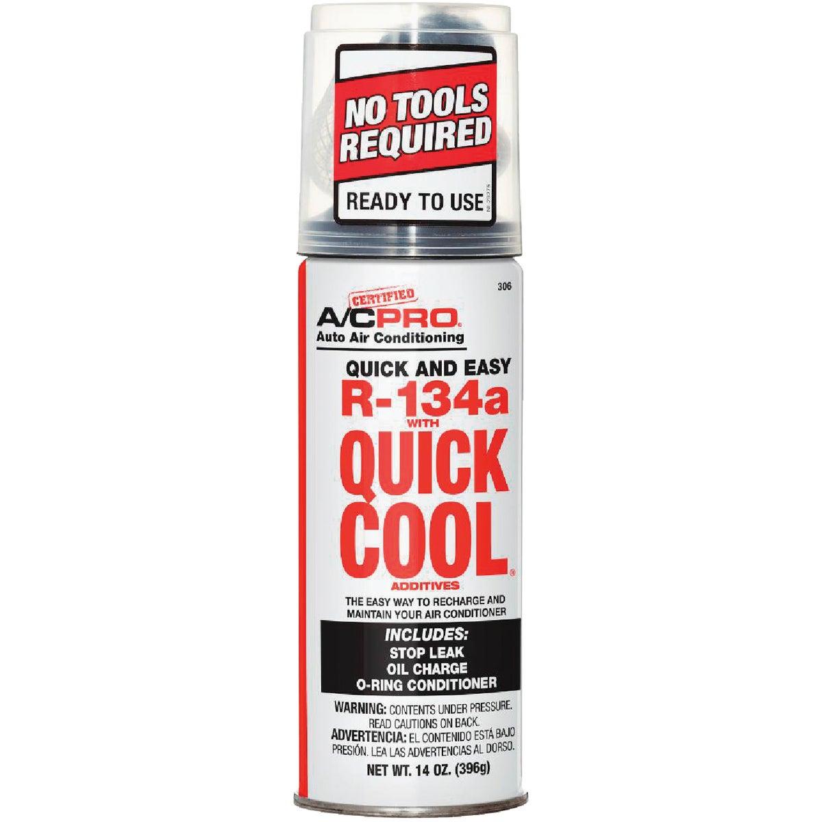 Quick R134A Refrigerant