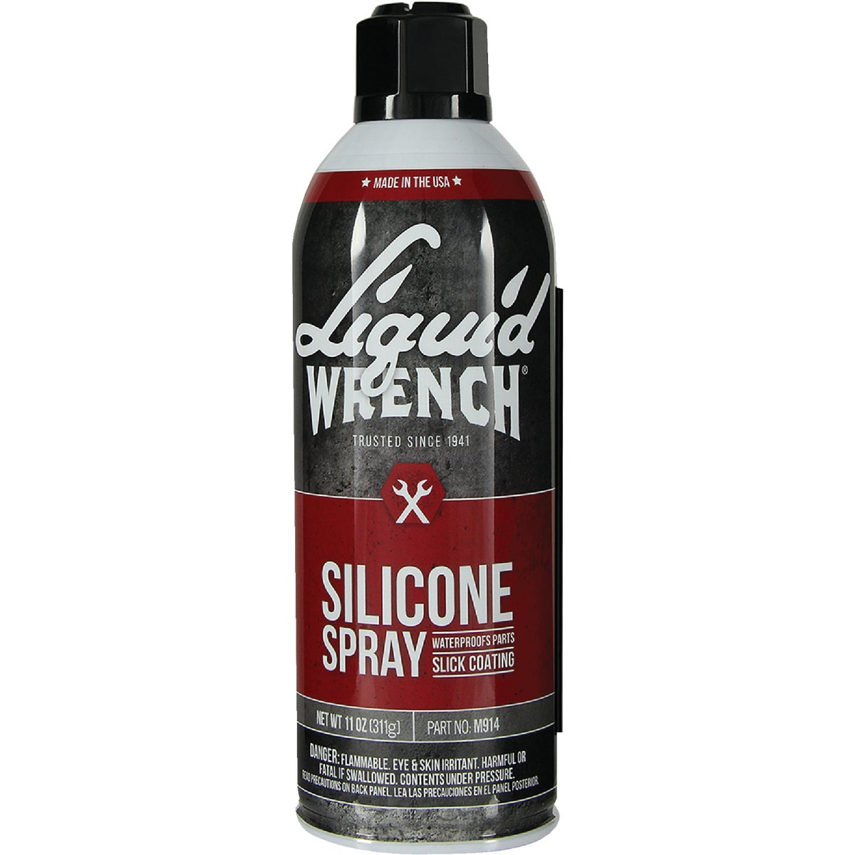 11OZ SILICONE LUBRICANT - M914 by Radiator Specialty