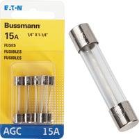 Bussmann 15AMP FUSE BP/AGC-15