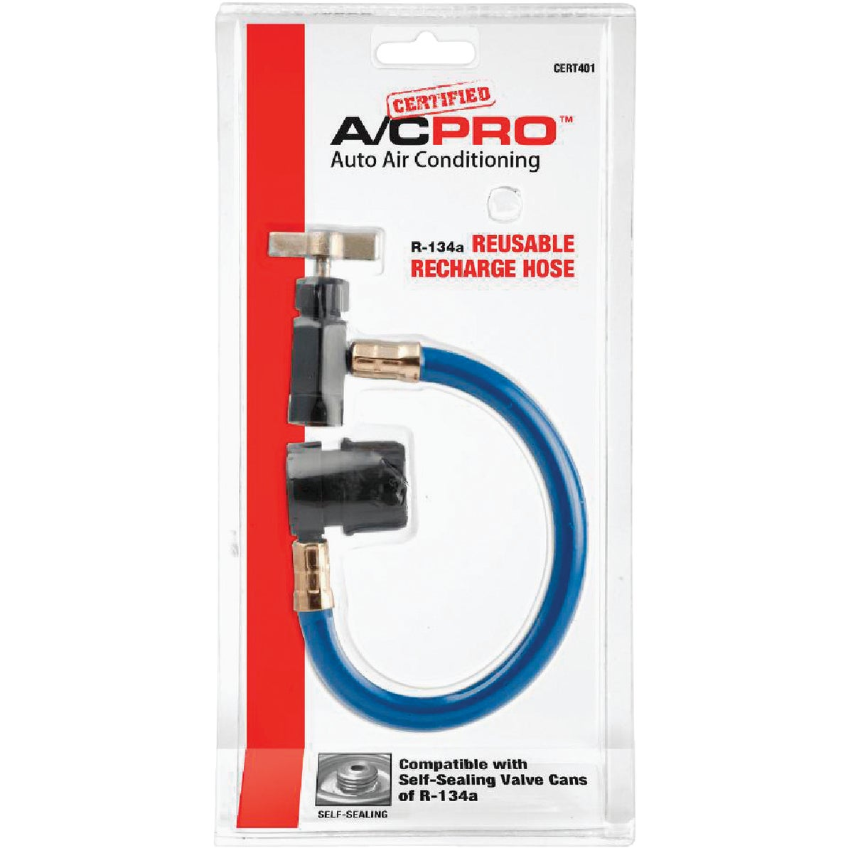R134A RECHARGE HOSE - 401PCS by E F Products Inc