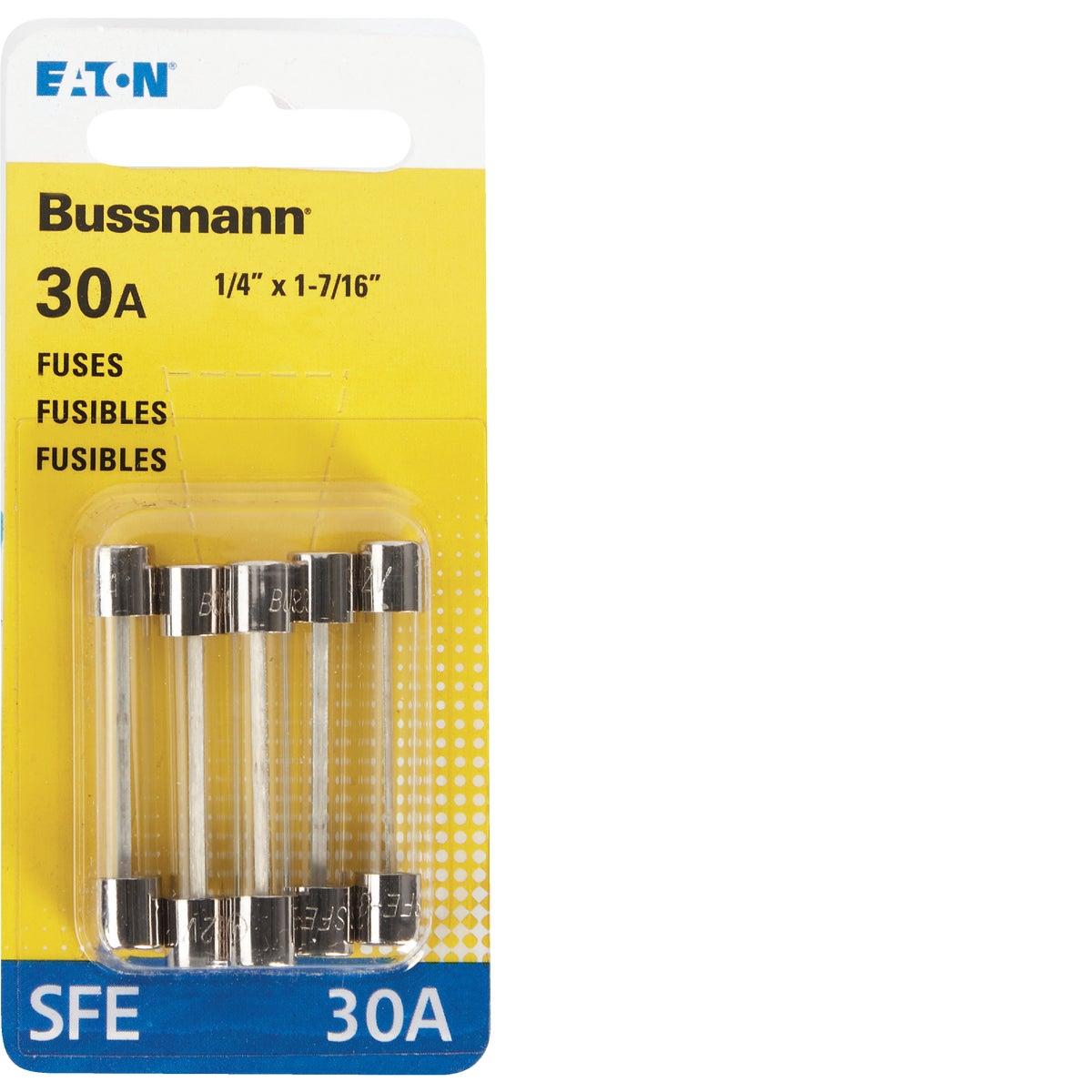 30AMP FUSE - BP/SFE-30-RP by Bussmann Cooper