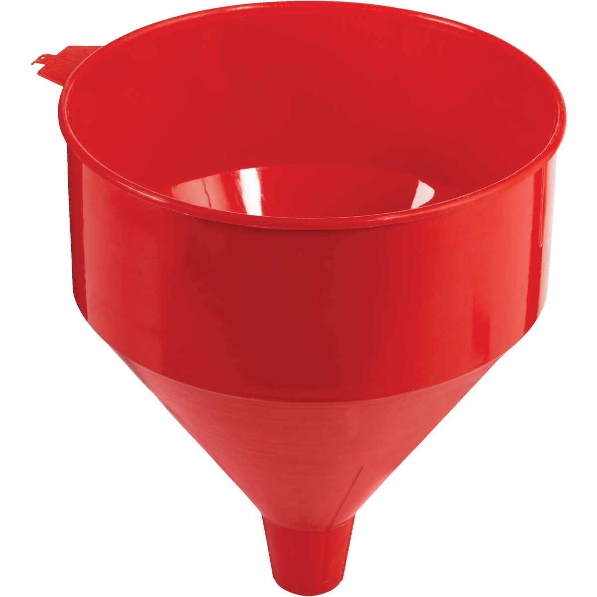 6QT PLASTIC FUNNEL - 75-072 by Plews  Lubrimatic