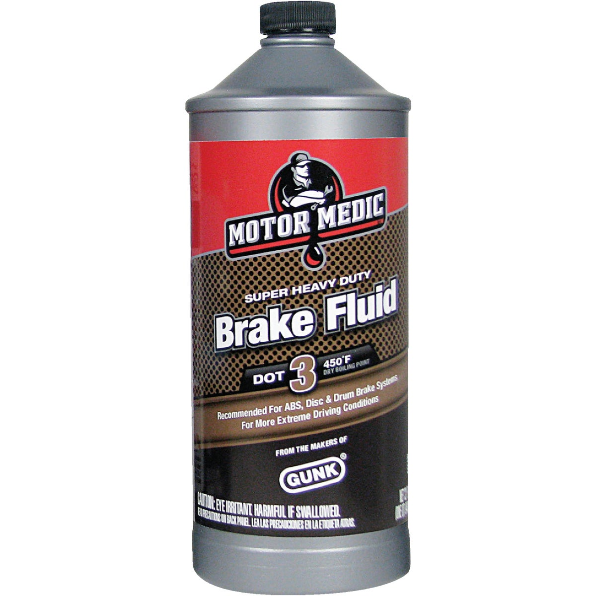 32OZ BRAKE FLUID - M4332 by Radiator Specialty