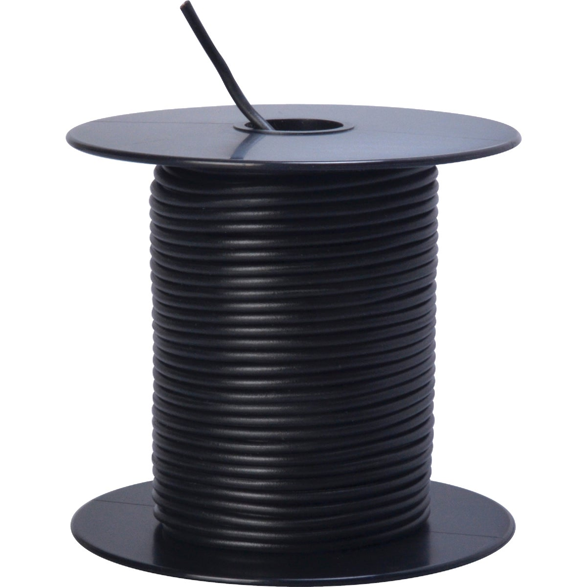 100' 18GA BLK AUTO WIRE - 18-100-11 by Woods Wire Coleman