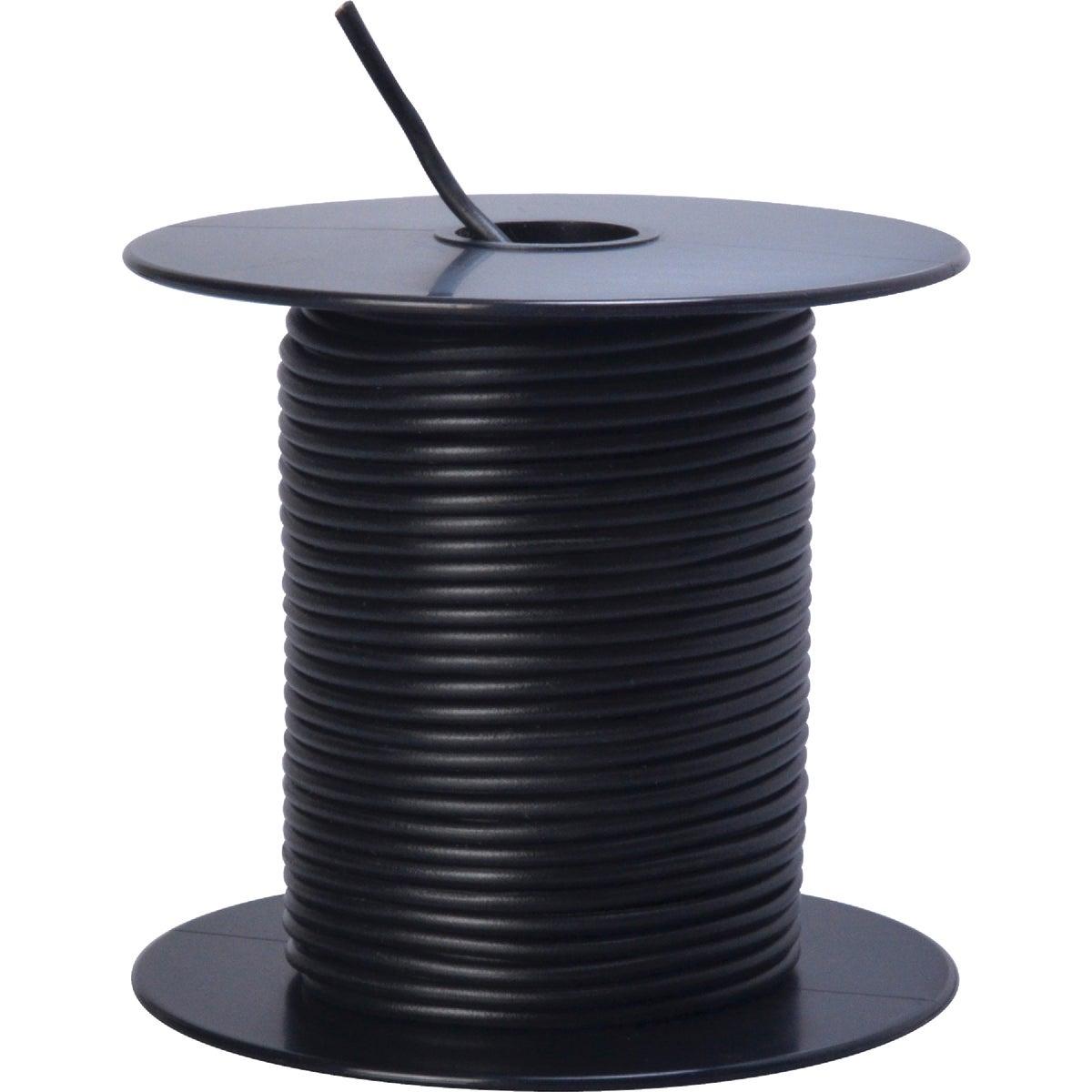 100' 18Ga Blk Auto Wire