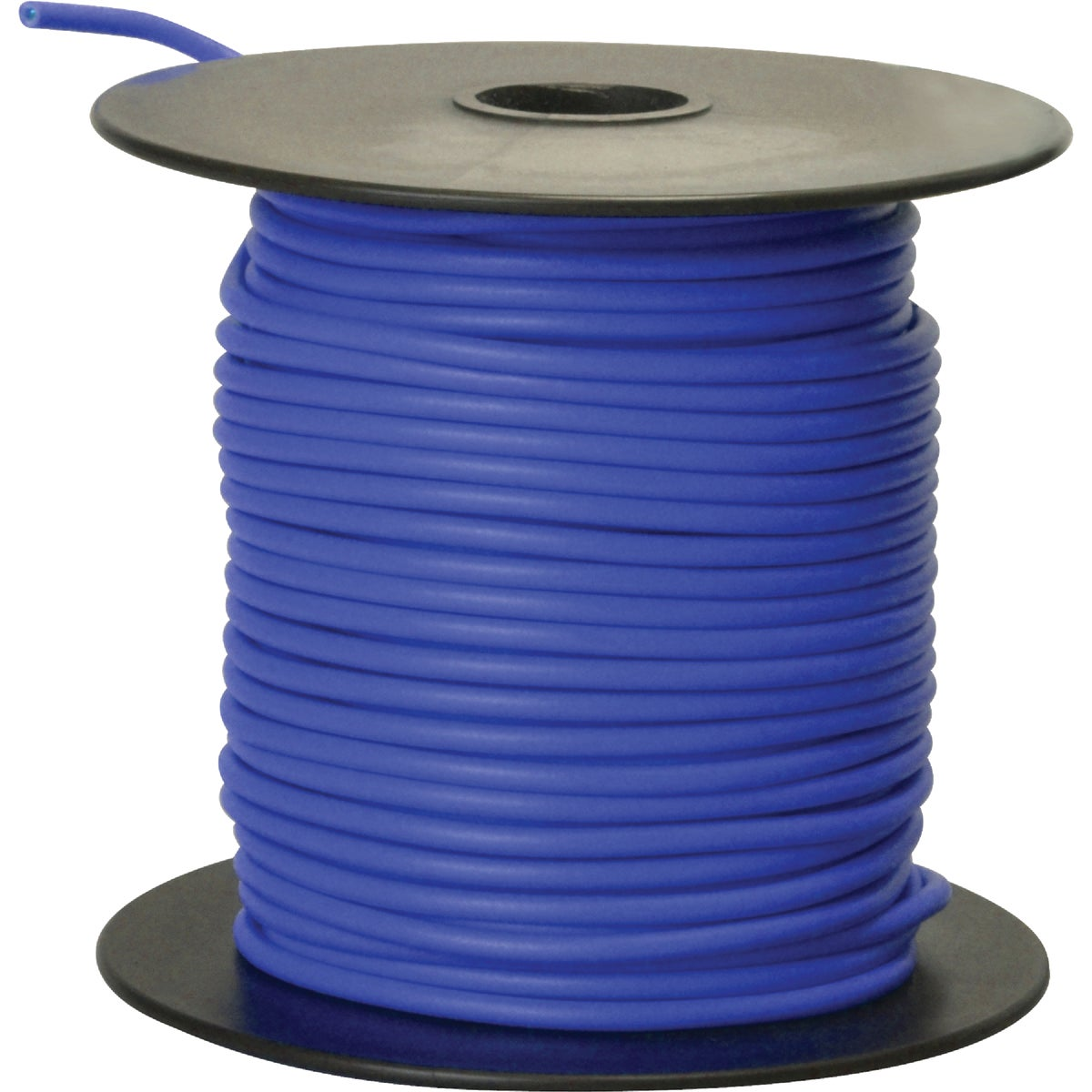 100' 16GA BLUE AUTO WIRE - 16-100-12 by Woods Wire Coleman
