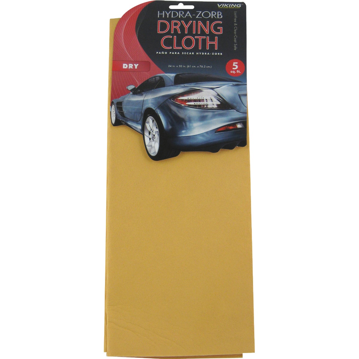 3.5 SQ FT DRYING CLOTH - 40211 by Carrand Companies