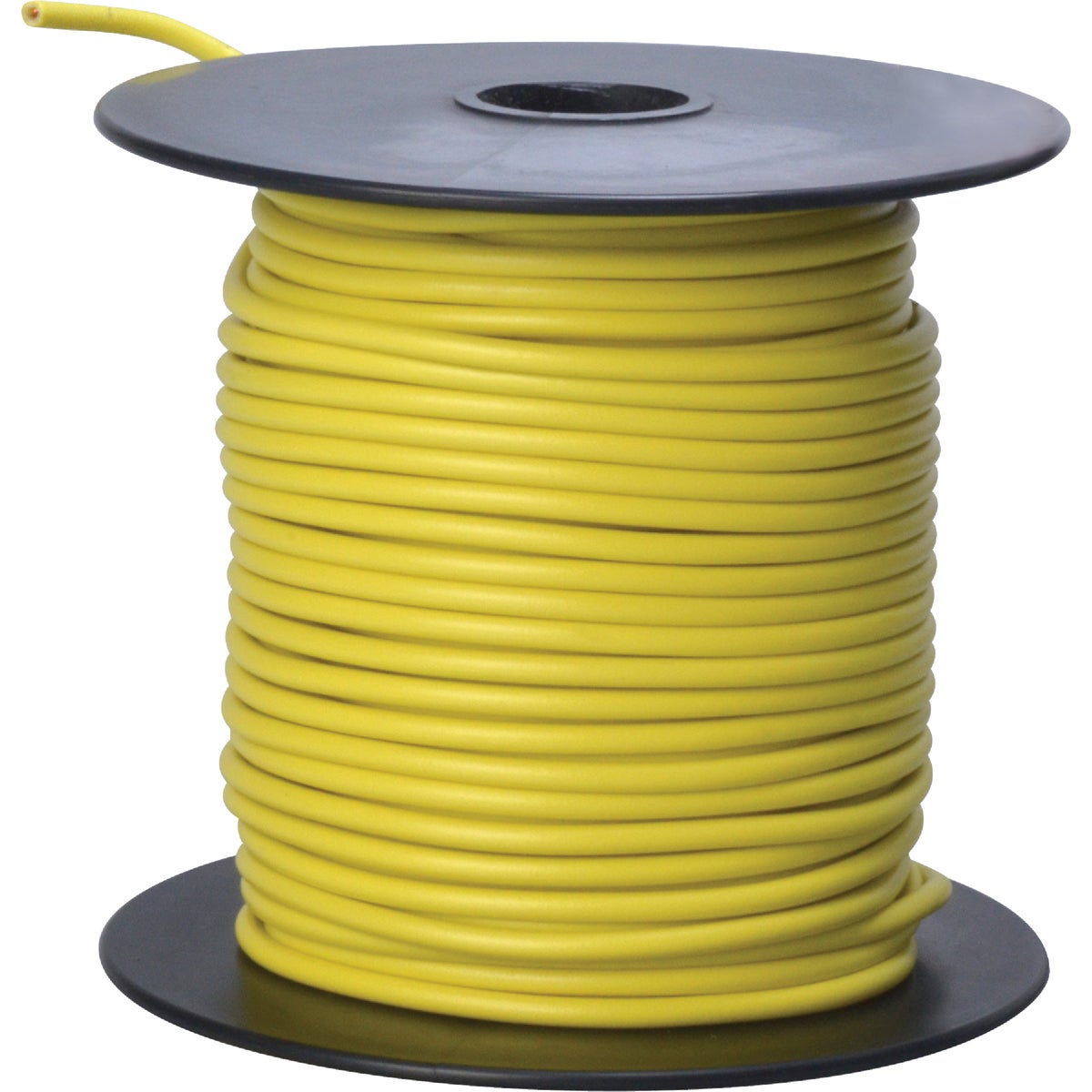 100' 16GA YEL AUTO WIRE - 16-100-14 by Woods Wire Coleman