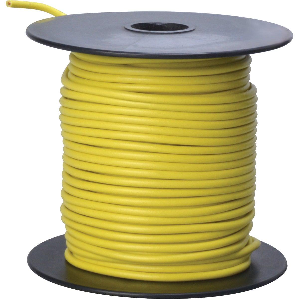 100' 16Ga Yel Auto Wire