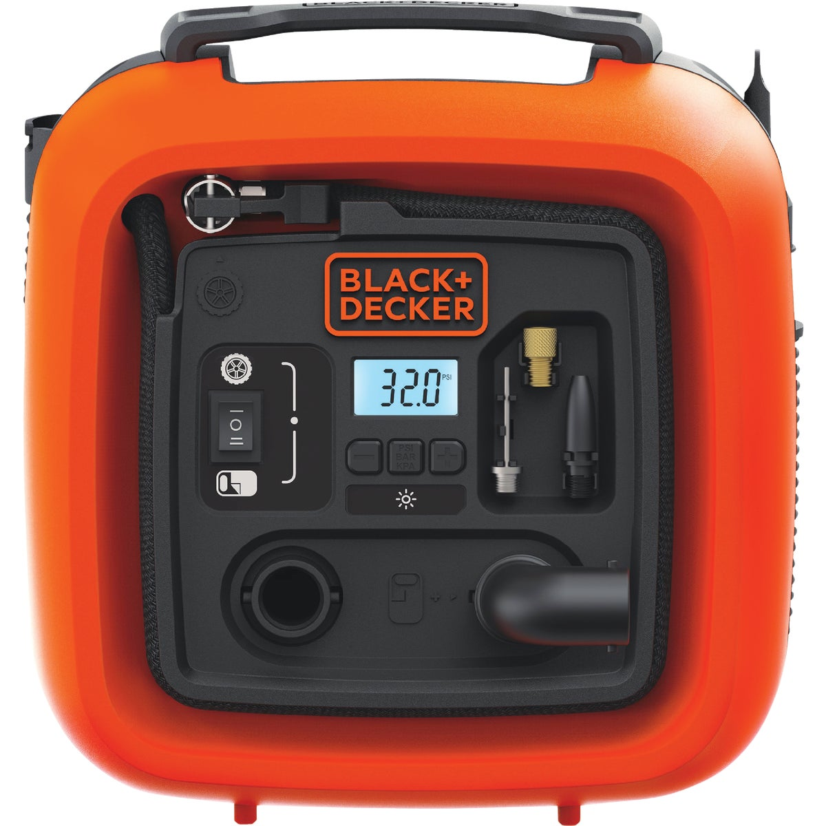 120V/DC12V INFLATOR - ASI300 by Black & Decker
