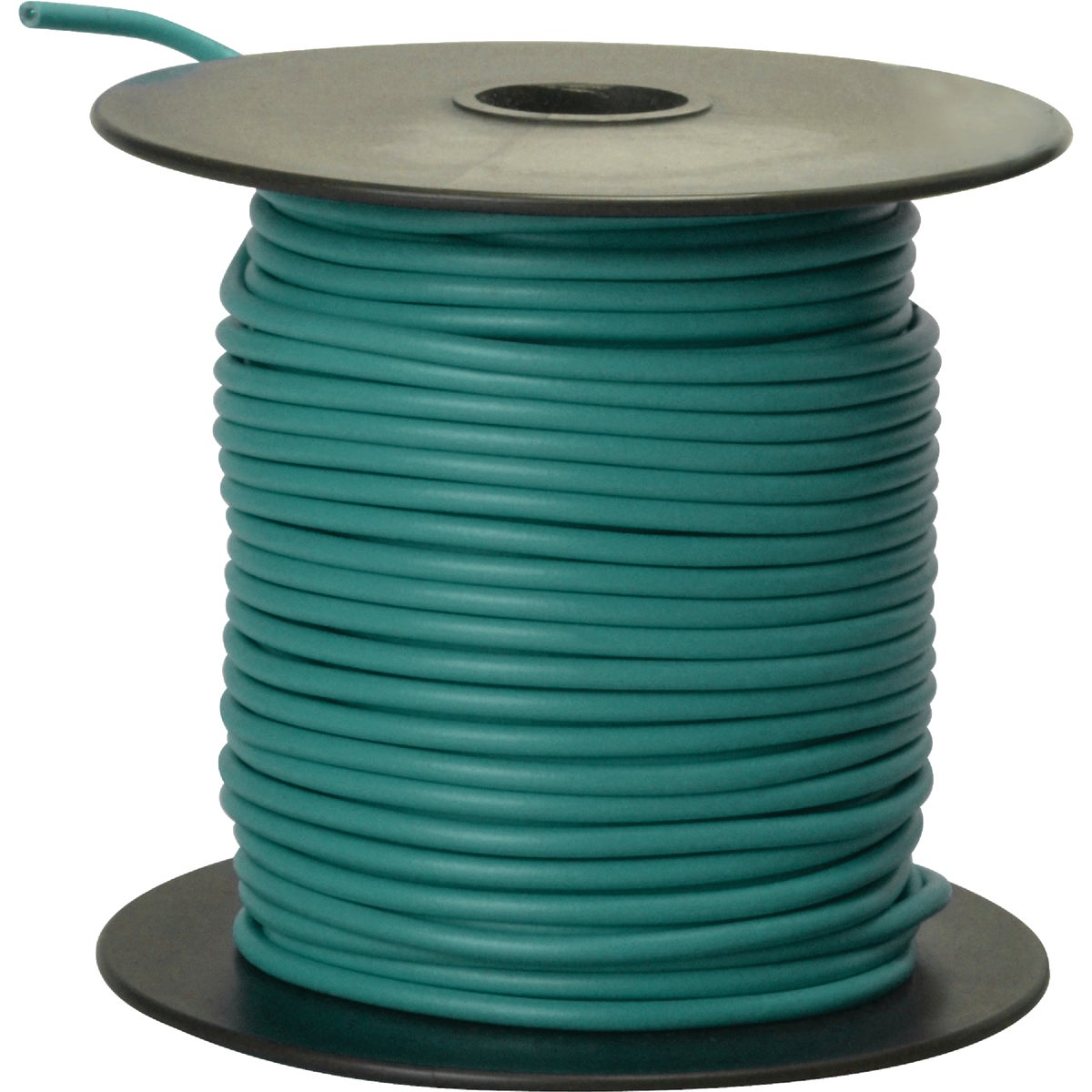 100' 16GA GRN AUTO WIRE - 16-100-15 by Woods Wire Coleman