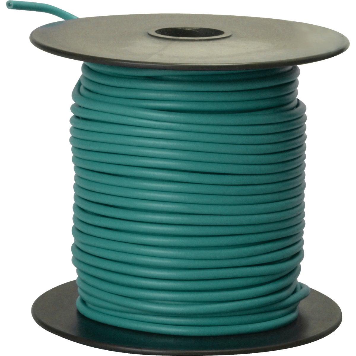 100' 16Ga Grn Auto Wire