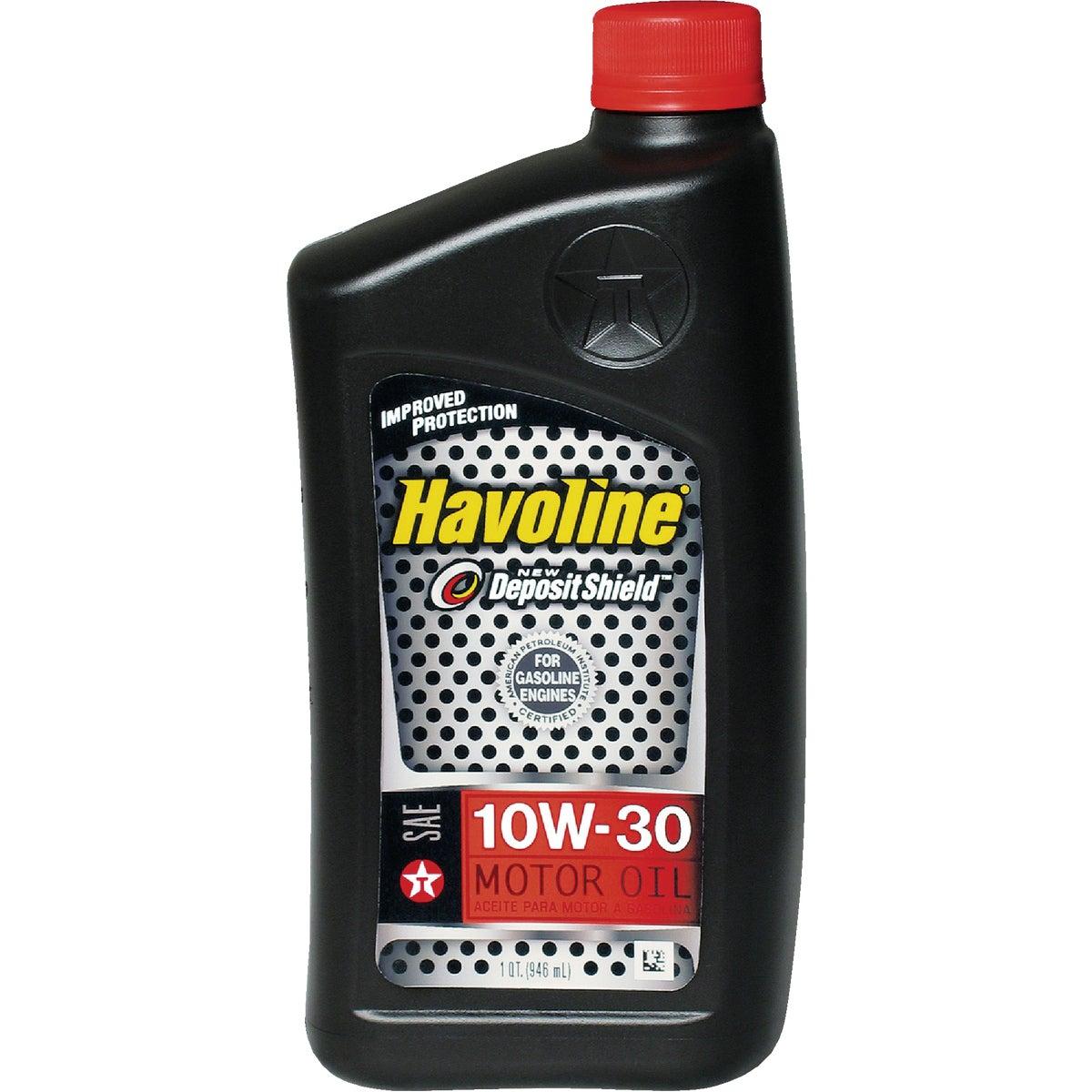 Havoline 10W30 Motor Oil