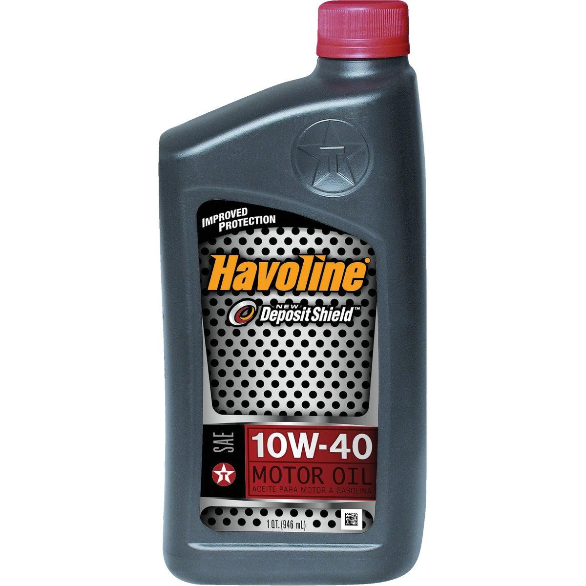 HAVOLINE 10W40 MOTOR OIL