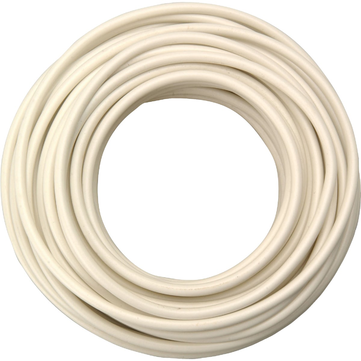 7' 10GA WHT AUTO WIRE - 10-1-17 by Woods Wire Coleman