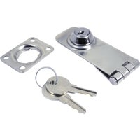 Seachoice Prod 1-1/8X3 SS LOCKABLE HASP 37031