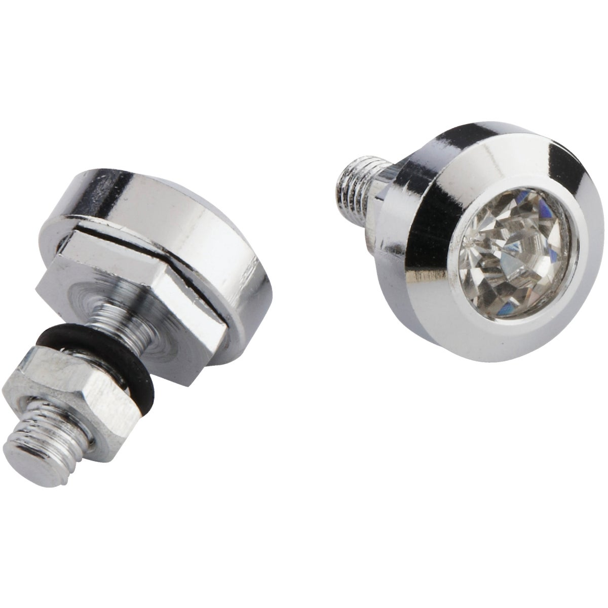DIAMOND LICENSE FASTENER