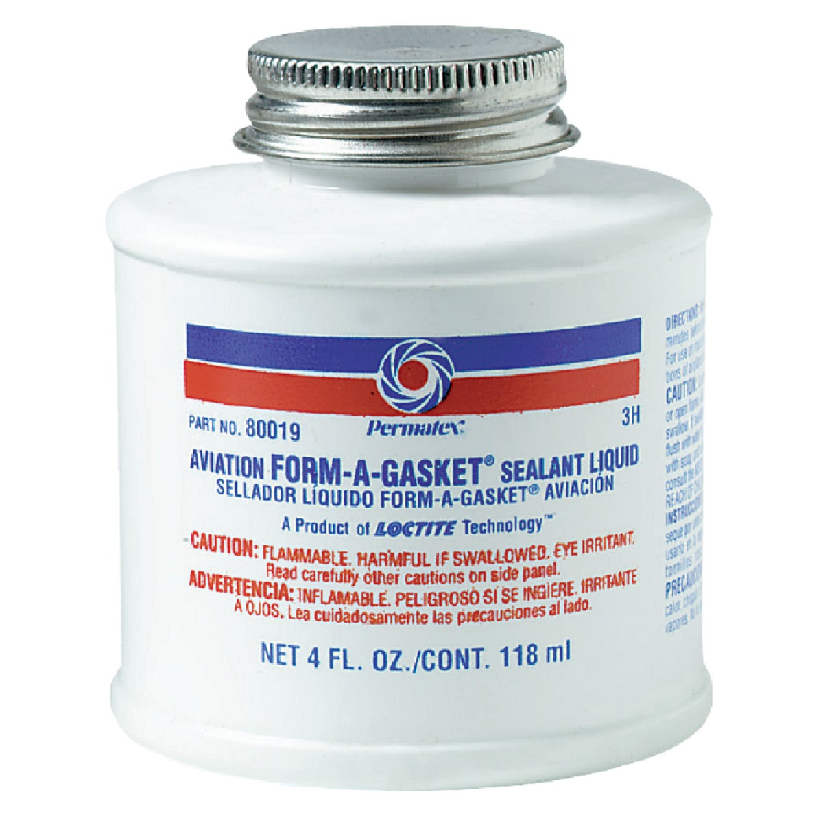 Permatex, Inc. 4OZ GASKET SEALANT 80019