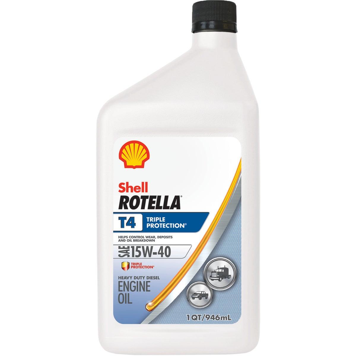 Rotla Hd 15W40 Motor Oil