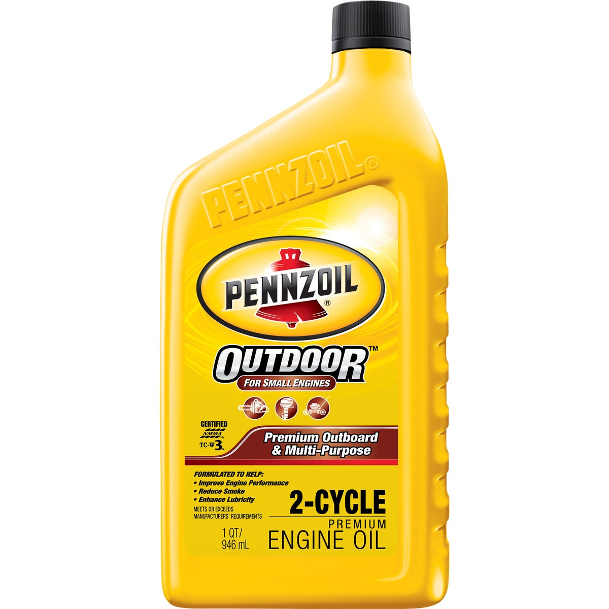 PNZ OUTBOARD 2-CYCLE OIL - 3857 by Sopus Products/ Lub
