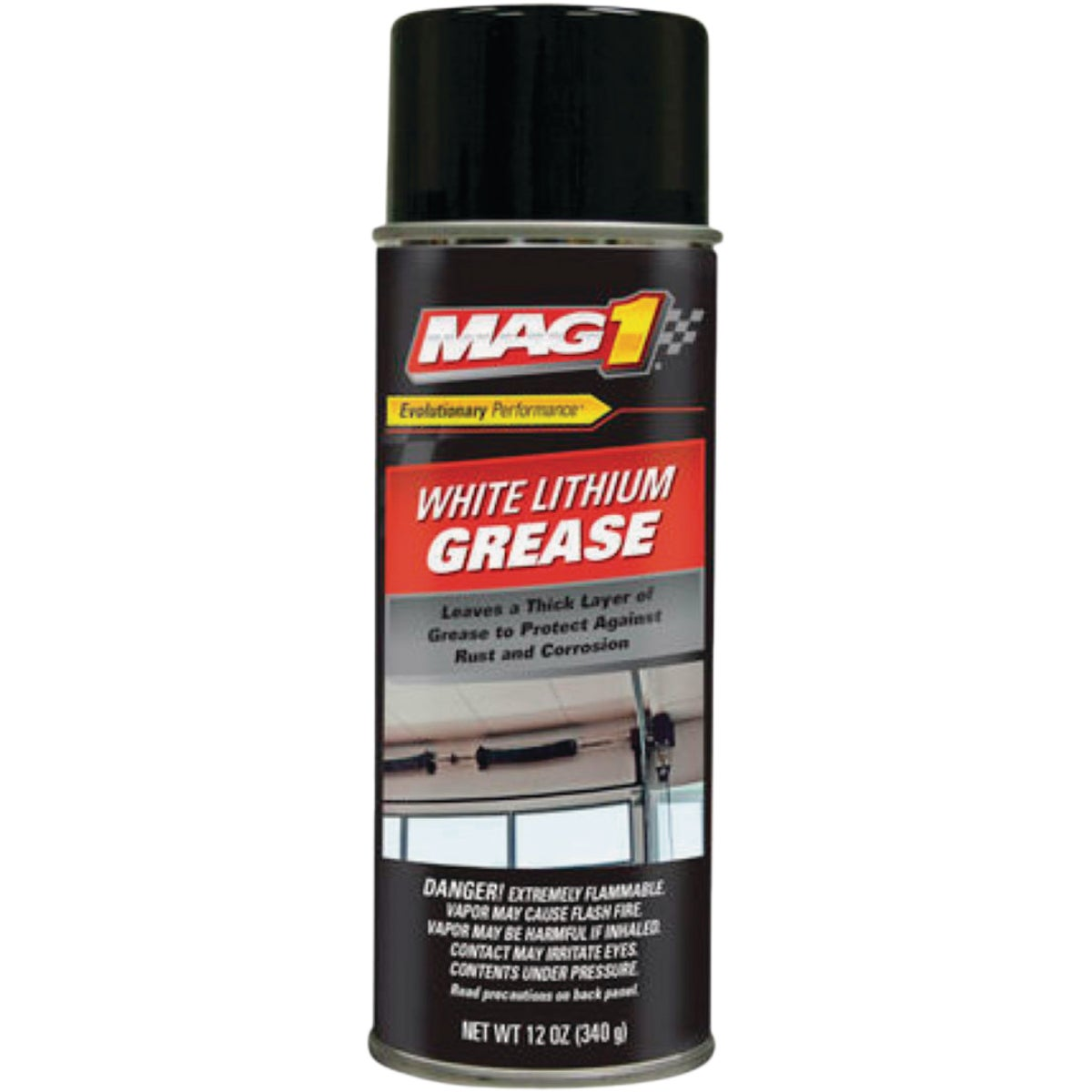 12OZ WHT LITHIUM GREASE