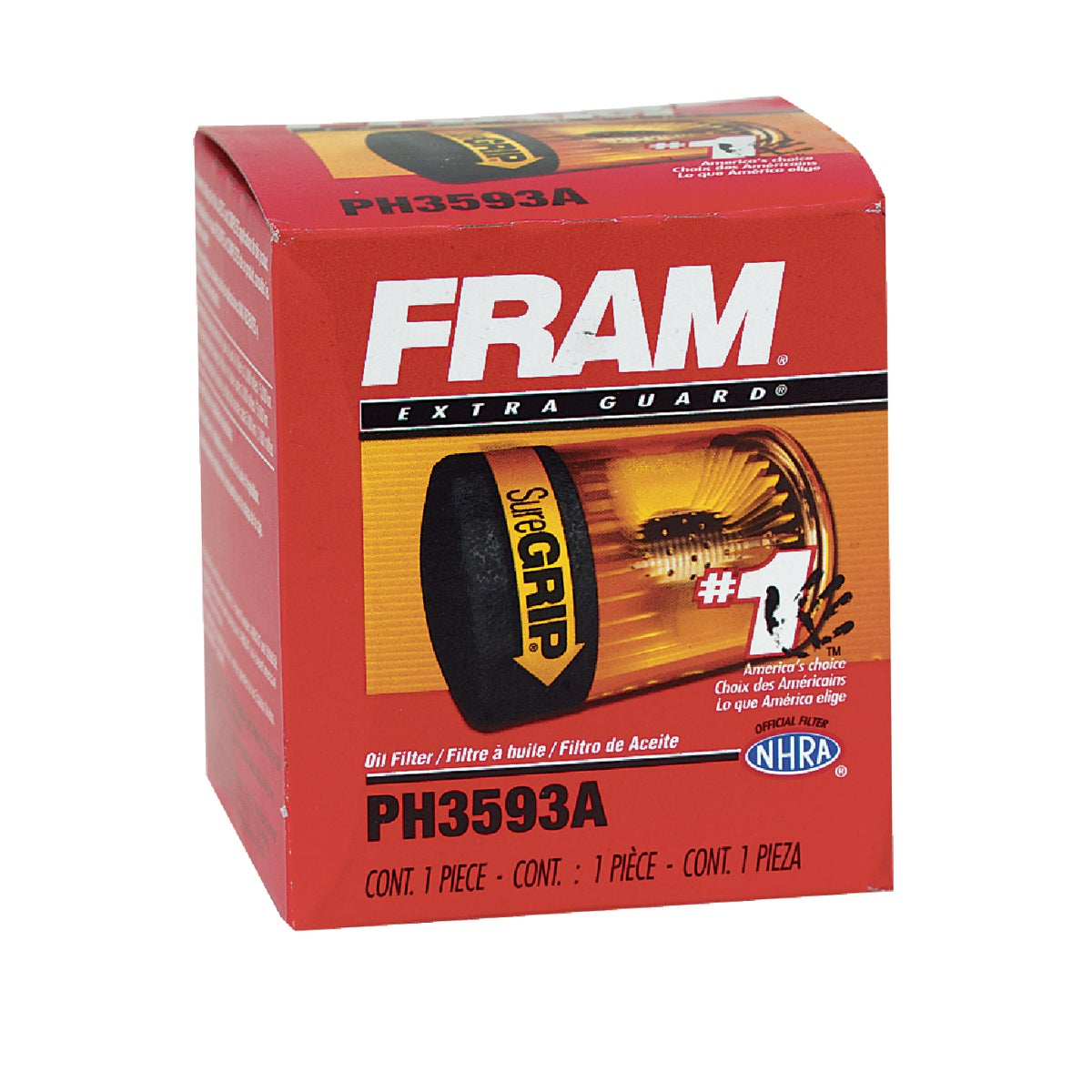 OIL FILTER - PH3593A by Fram Group