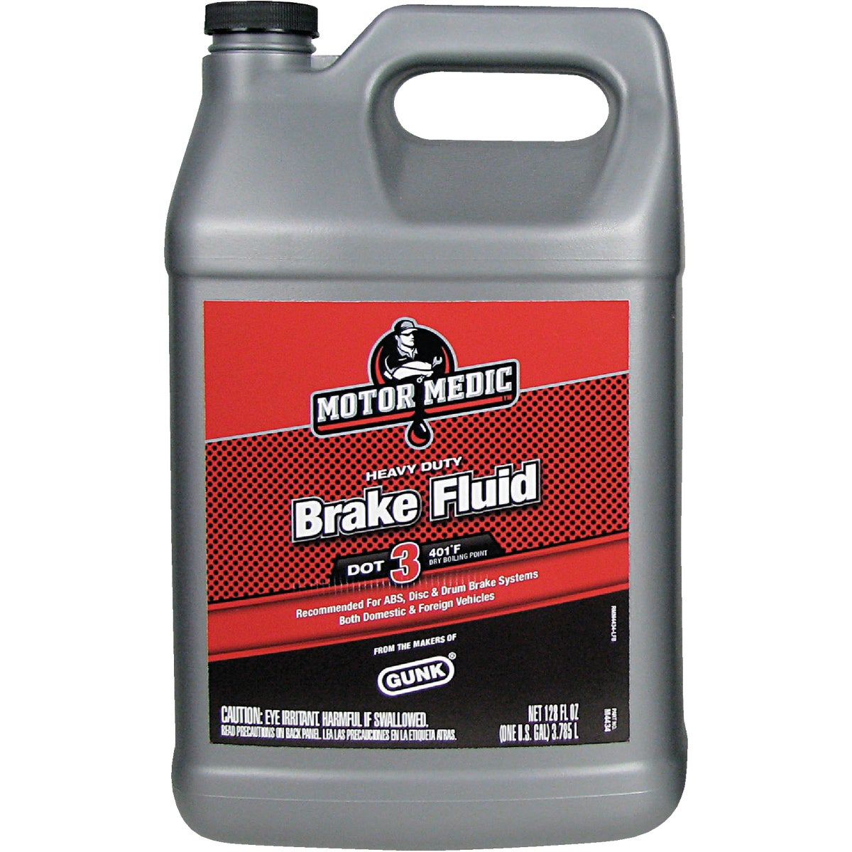 GAL BRAKE FLUID - M4434 by Radiator Specialty