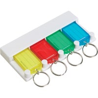 Lucky Line 4-KEY TAG RACK 60540