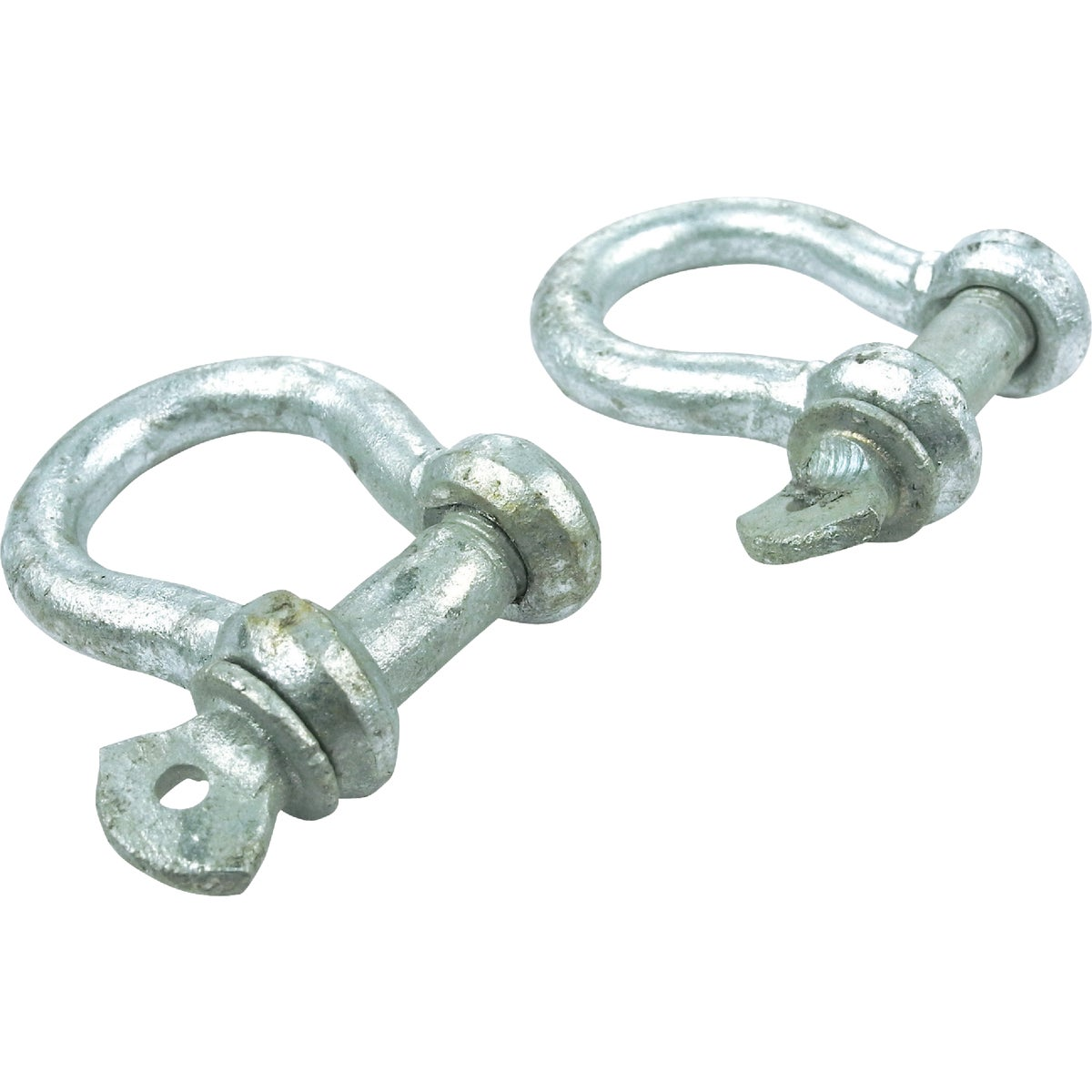 "1/4"" ANCHOR SHACKLE - 43051 by Seachoice Prod"