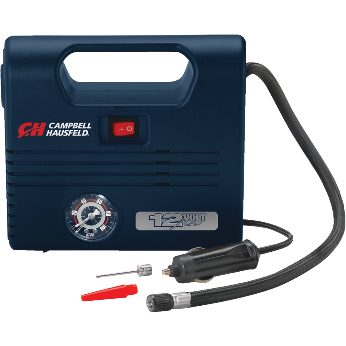120PSI 12V INFLATOR - RP1200 by Campbell Hausfeld Co