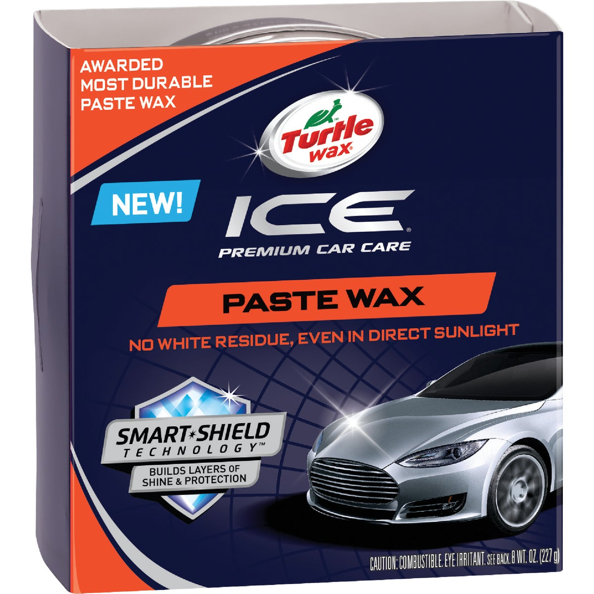 ICE PASTE AUTO POLISH - T465R by Turtle Wax Inc