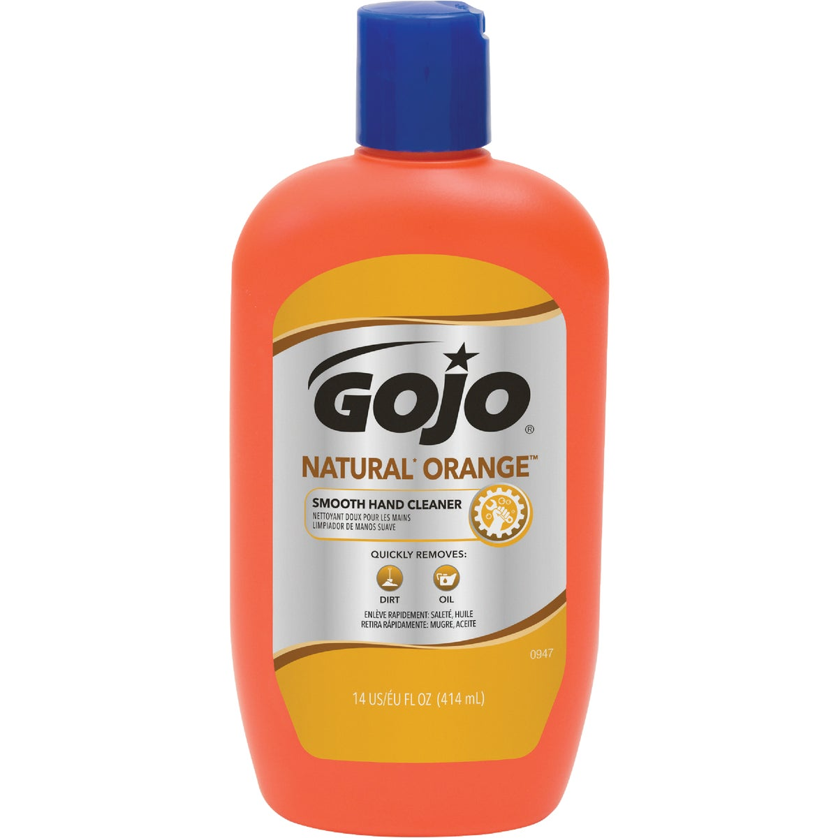 14OZ SMOOTH HAND CLEANER - 0947-12 by Go Jo Industries