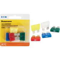 Bussmann 6/BLADE FUSE ASSORTMENT AK-6