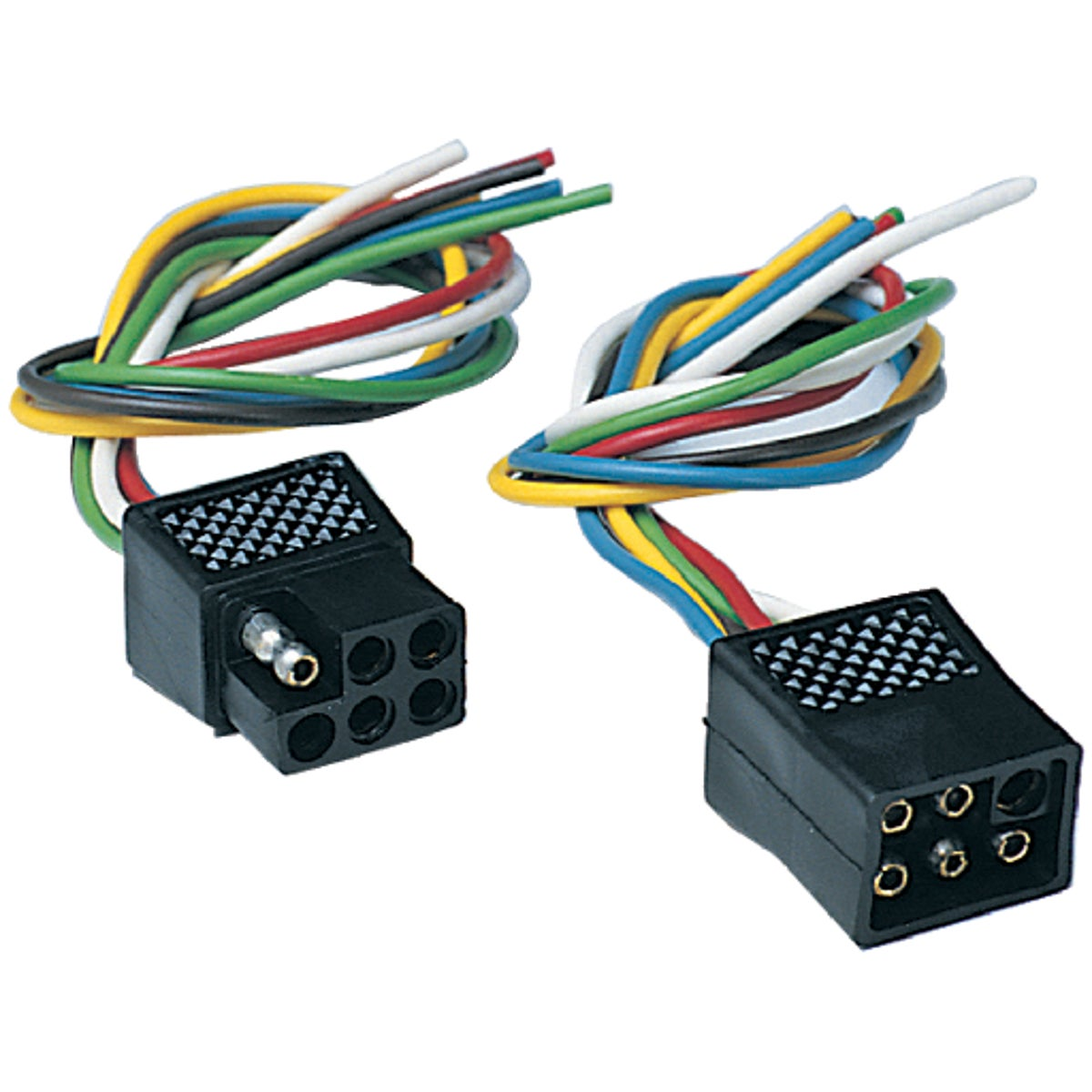 Square End Wire Connector