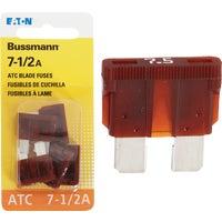 Bussmann 7-1/2AMP FUSE BP/ATC-71/2
