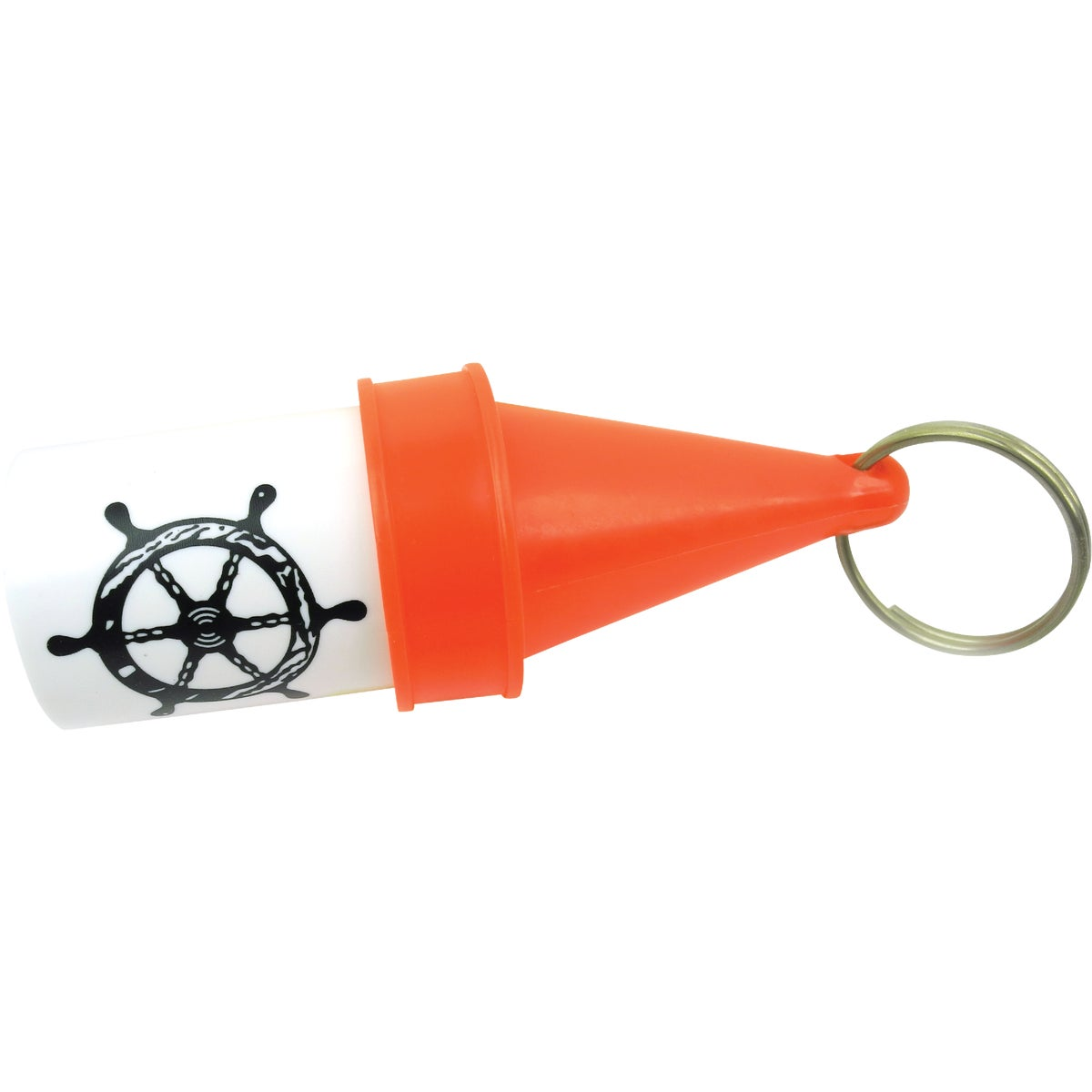 RED FLOATING KEY BUOY