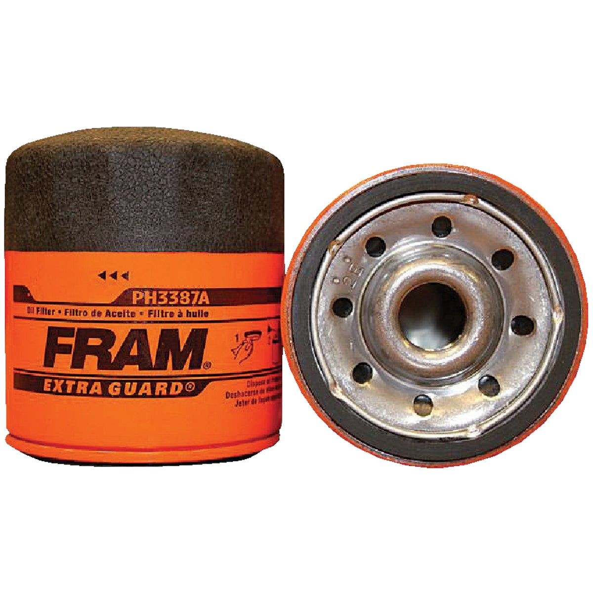 OIL FILTER - PH3387A by Fram Group