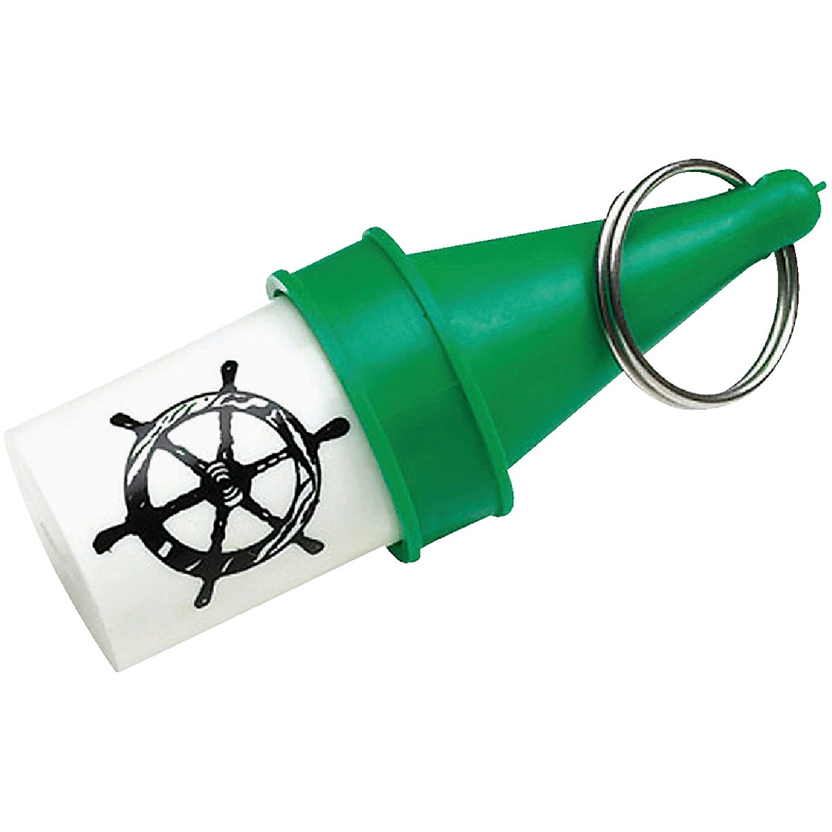 GREEN FLOATING KEY BUOY - 78091 by Seachoice Prod