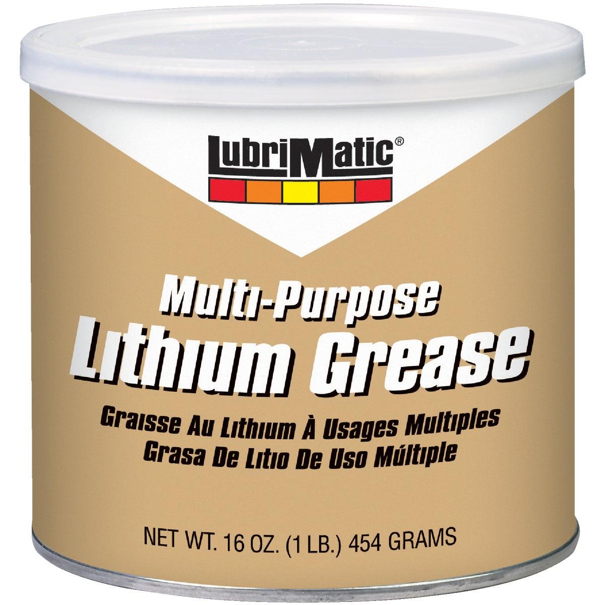 1LB MULIPURPOSE GREASE