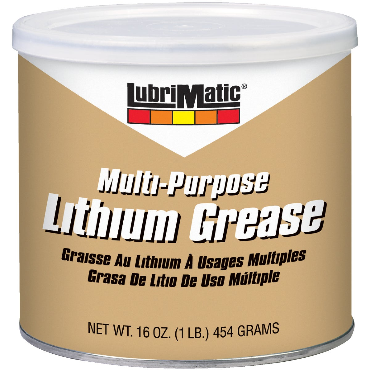 1LB MULIPURPOSE GREASE - 11316 by Plews  Lubrimatic