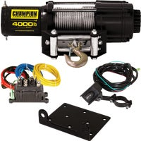 Warn Industries 12V DC 3700LB WINCH 653700