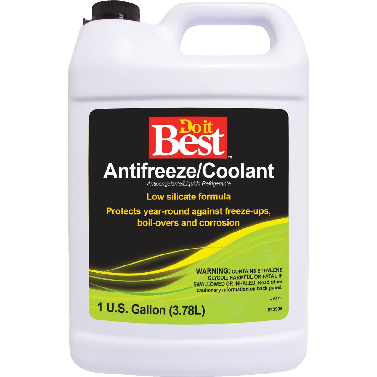 GAL ANTI-FREEZE COOLANT - 573906 by Warren Oil Co Inc