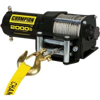 Warn Industries 12V DC 1700LB WINCH 651700