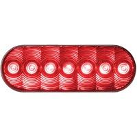 Led Red Ovl Stop Lgt Kit