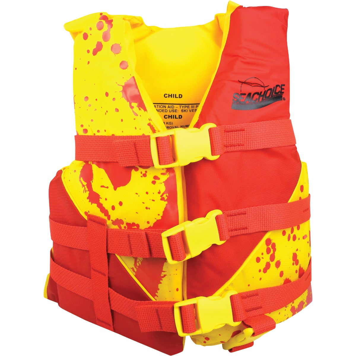 30-50LB CHILD VEST - 86130 by Seachoice Prod