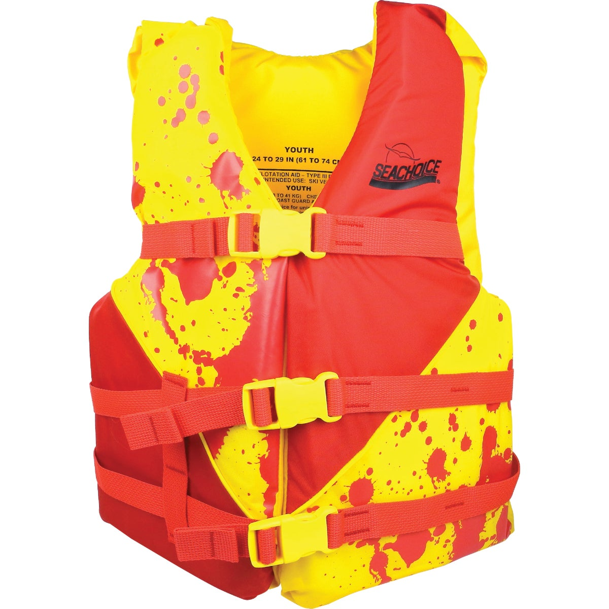 50-90LB YOUTH VEST - 86170 by Seachoice Prod