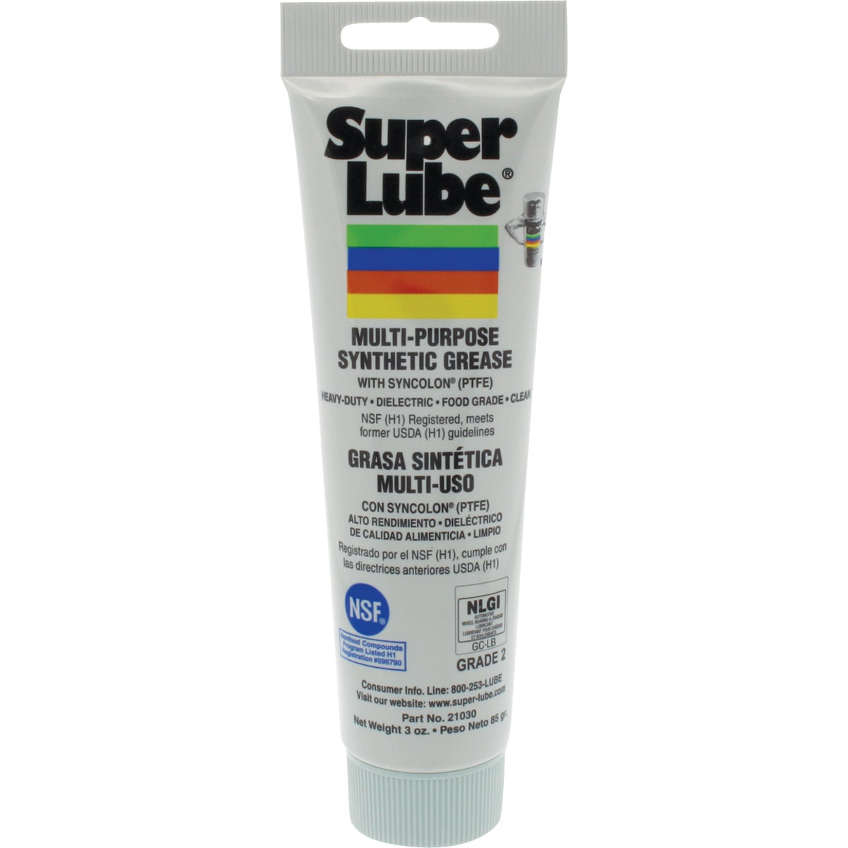 3OZ MULTIPURP LUBRICANT - 21030 by Synco Div Superlube