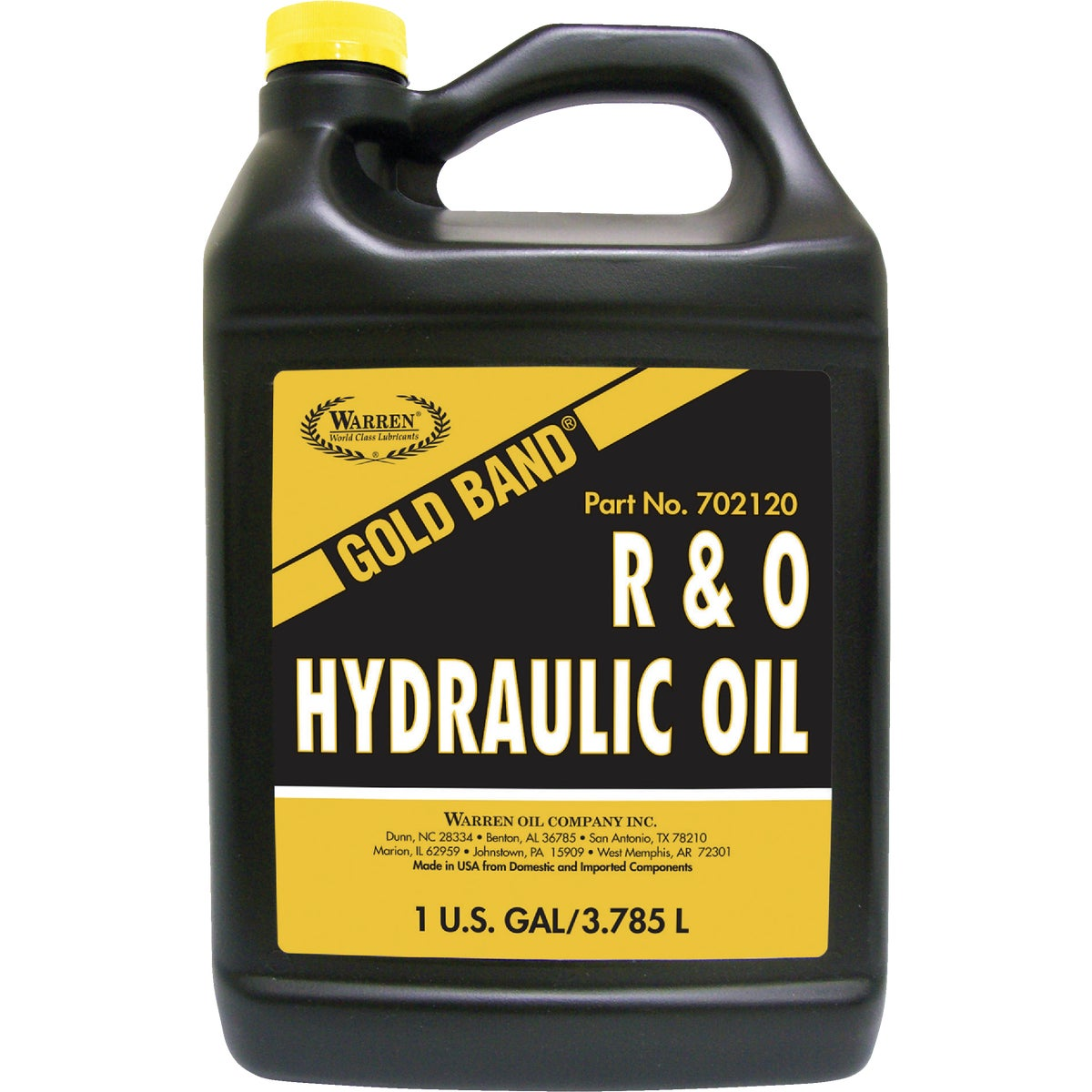 GAL AW32 HYDRAULIC OIL - 2120 by Warren Oil Co Inc