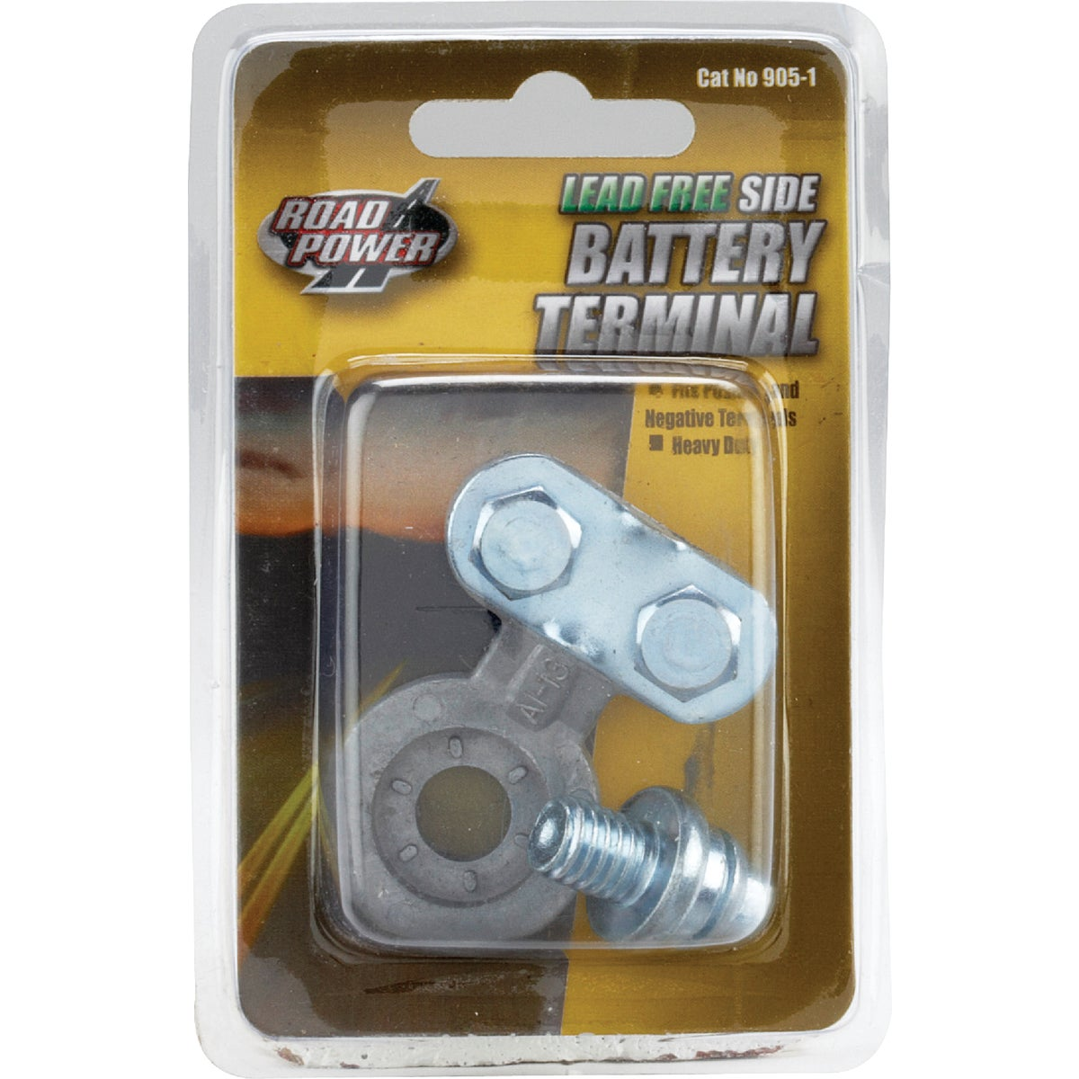 SIDE BATTERY TERMINAL - 905-1 by Woods Wire Coleman