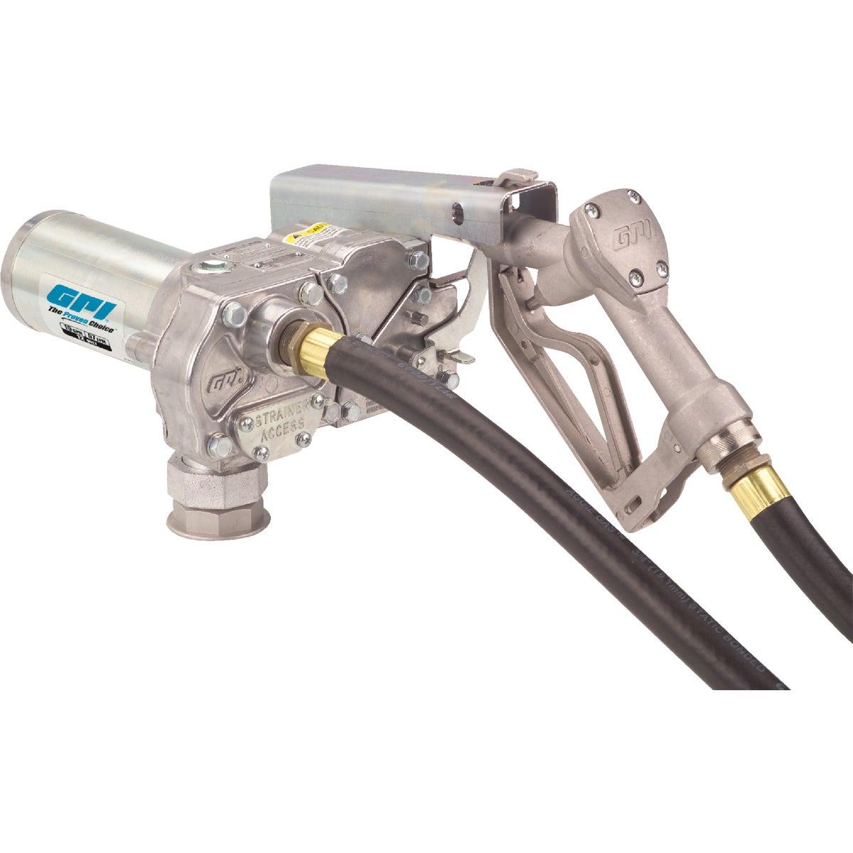 12V Dc 15Gpm Fuel Pump